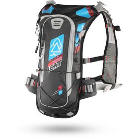 Leatt Mountain Lite WP 2.0 DBX Protector de pecho, negro/azul